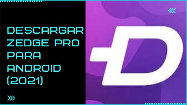 Zedge PRO para ANDROID (2021)