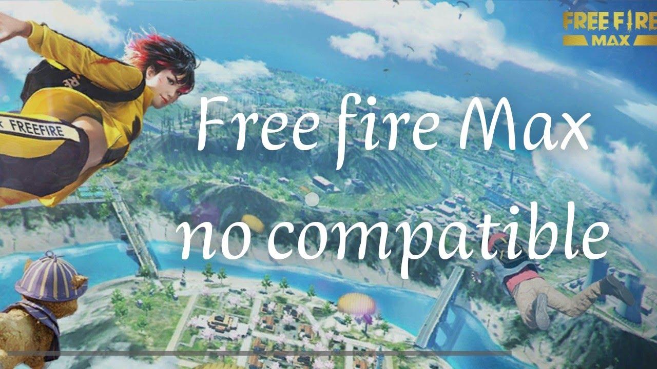Cómo jugar free fire Max si no es compatible (2021)